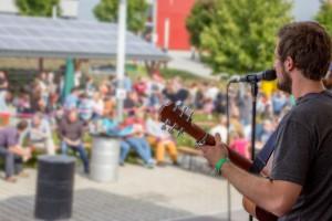 High Five Festival von der Amplus AG 1